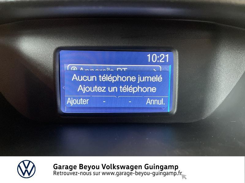 Photo 17 de l'offre de FORD EcoSport 1.5 TDCi 95ch FAP Titanium à 10990€ chez Garage Beyou - Volkswagen Guingamp