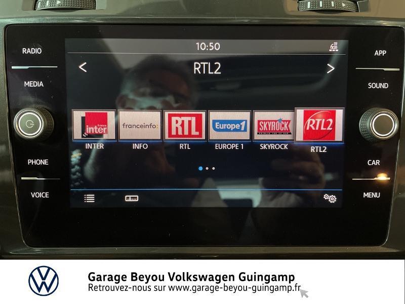 Photo 8 de l'offre de VOLKSWAGEN Golf 1.0 TSI 110ch BlueMotion Technology Confortline DSG7 5p à 17490€ chez Garage Beyou - Volkswagen Guingamp