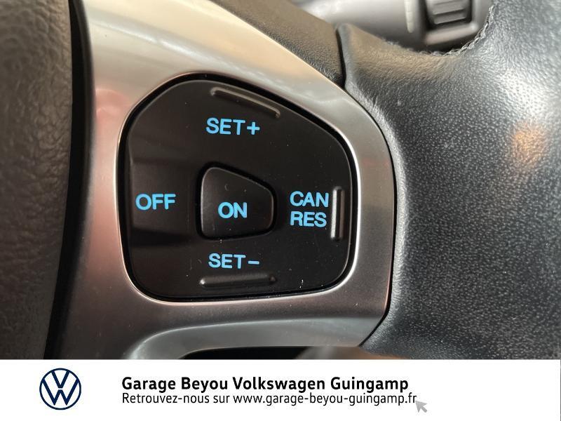 Photo 18 de l'offre de FORD EcoSport 1.5 TDCi 95ch FAP Titanium à 10990€ chez Garage Beyou - Volkswagen Guingamp
