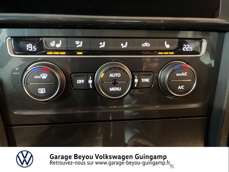 Photo 17 de l'offre de VOLKSWAGEN Golf 1.0 TSI 110ch BlueMotion Technology Confortline DSG7 5p à 17490€ chez Garage Beyou - Volkswagen Guingamp