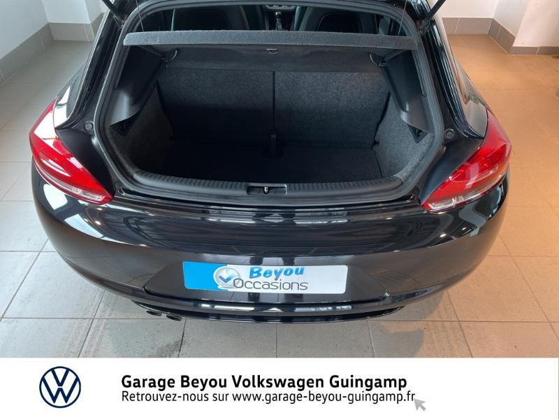 Photo 12 de l'offre de VOLKSWAGEN Scirocco 1.4 TSI 160ch à 10990€ chez Garage Beyou - Volkswagen Guingamp