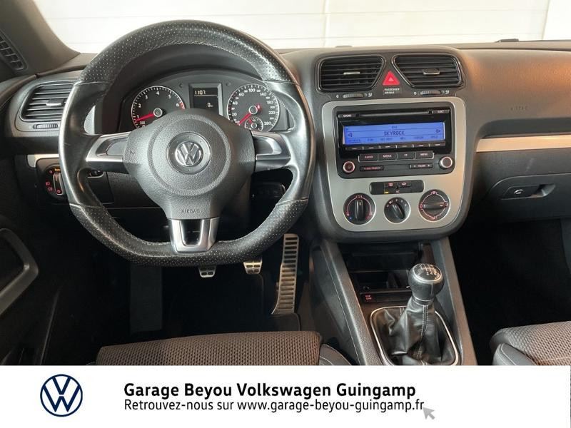 Photo 7 de l'offre de VOLKSWAGEN Scirocco 1.4 TSI 160ch à 10990€ chez Garage Beyou - Volkswagen Guingamp