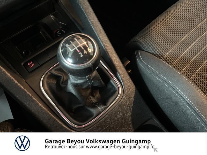 Photo 10 de l'offre de VOLKSWAGEN Scirocco 1.4 TSI 160ch à 10990€ chez Garage Beyou - Volkswagen Guingamp
