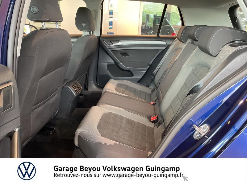 Photo 11 de l'offre de VOLKSWAGEN Golf 1.0 TSI 110ch BlueMotion Technology Confortline DSG7 5p à 17490€ chez Garage Beyou - Volkswagen Guingamp