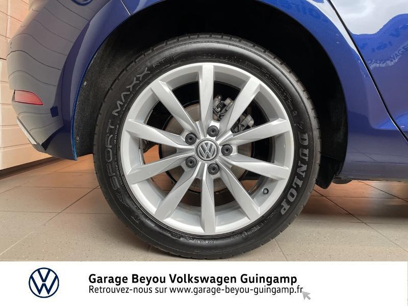 Photo 14 de l'offre de VOLKSWAGEN Golf 1.0 TSI 110ch BlueMotion Technology Confortline DSG7 5p à 17490€ chez Garage Beyou - Volkswagen Guingamp