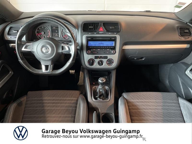 Photo 6 de l'offre de VOLKSWAGEN Scirocco 1.4 TSI 160ch à 10990€ chez Garage Beyou - Volkswagen Guingamp