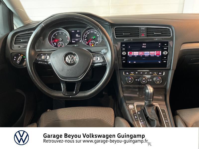 Photo 7 de l'offre de VOLKSWAGEN Golf 1.0 TSI 110ch BlueMotion Technology Confortline DSG7 5p à 17490€ chez Garage Beyou - Volkswagen Guingamp