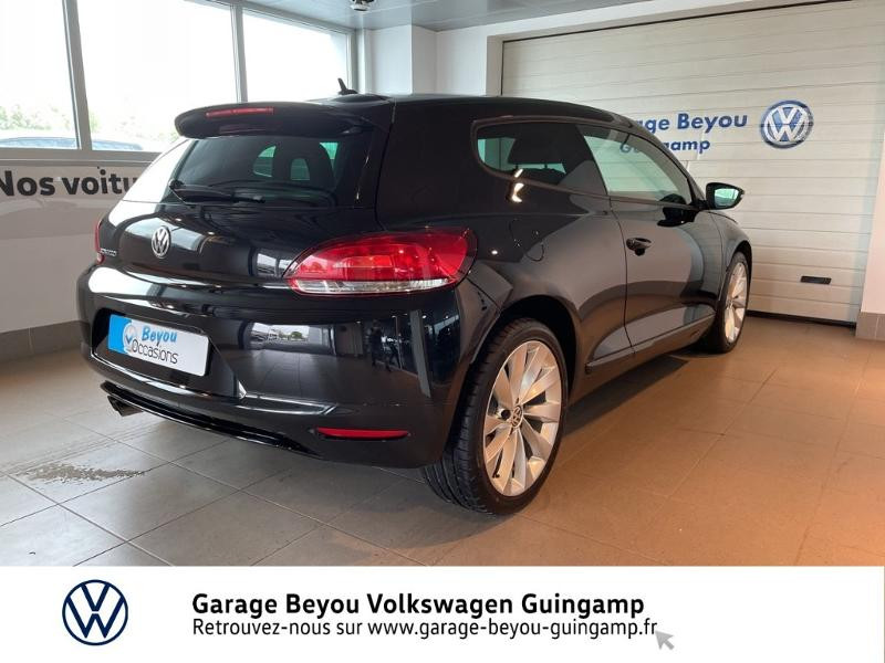 Photo 4 de l'offre de VOLKSWAGEN Scirocco 1.4 TSI 160ch à 10990€ chez Garage Beyou - Volkswagen Guingamp