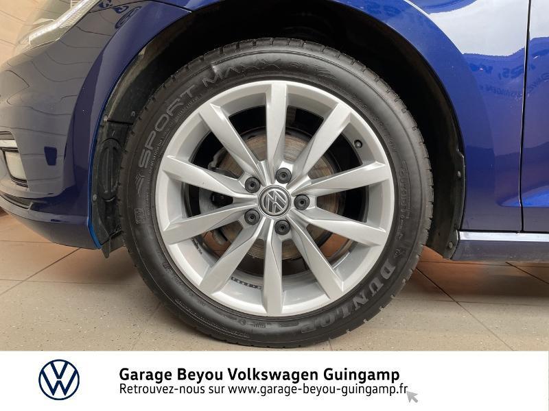 Photo 15 de l'offre de VOLKSWAGEN Golf 1.0 TSI 110ch BlueMotion Technology Confortline DSG7 5p à 17490€ chez Garage Beyou - Volkswagen Guingamp