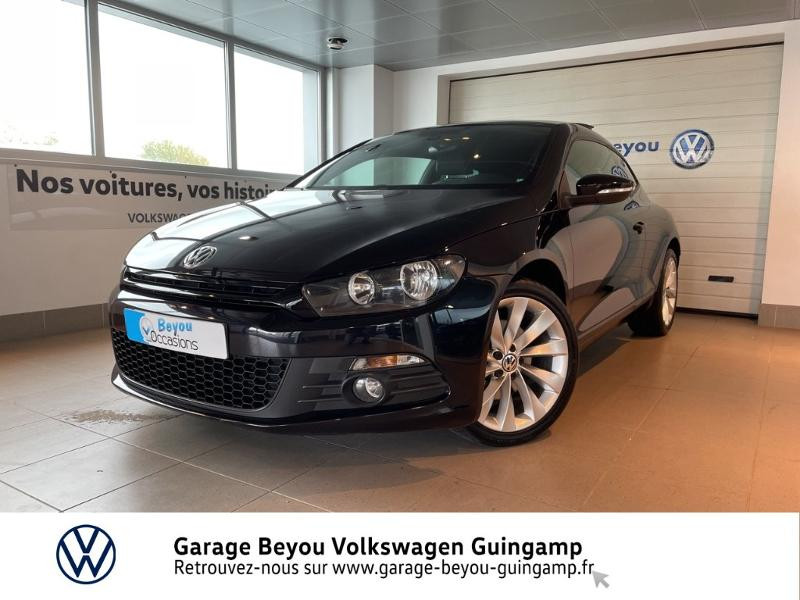 Photo 2 de l'offre de VOLKSWAGEN Scirocco 1.4 TSI 160ch à 10990€ chez Garage Beyou - Volkswagen Guingamp