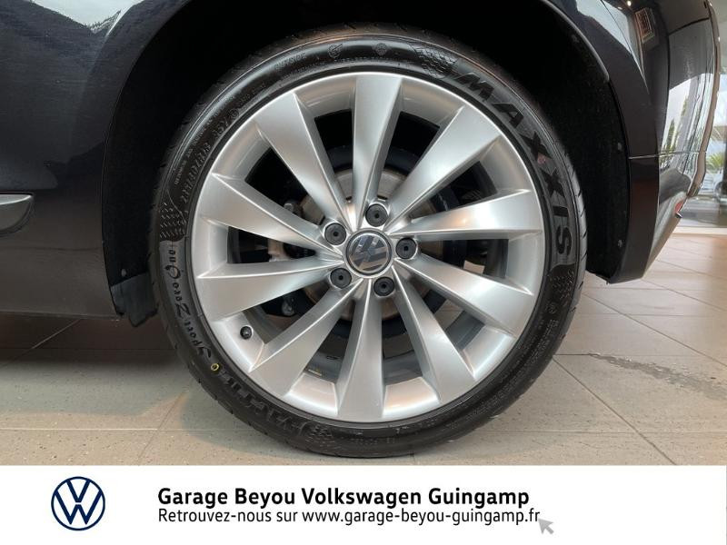 Photo 16 de l'offre de VOLKSWAGEN Scirocco 1.4 TSI 160ch à 10990€ chez Garage Beyou - Volkswagen Guingamp