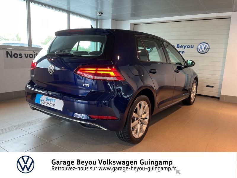 Photo 4 de l'offre de VOLKSWAGEN Golf 1.0 TSI 110ch BlueMotion Technology Confortline DSG7 5p à 17490€ chez Garage Beyou - Volkswagen Guingamp