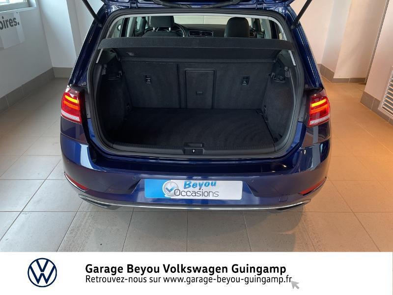 Photo 12 de l'offre de VOLKSWAGEN Golf 1.0 TSI 110ch BlueMotion Technology Confortline DSG7 5p à 17490€ chez Garage Beyou - Volkswagen Guingamp