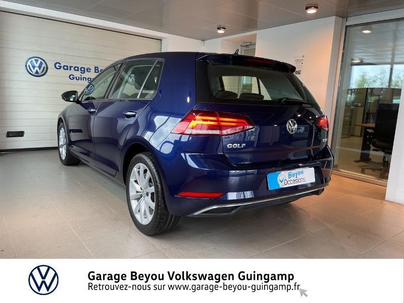 Photo 3 de l'offre de VOLKSWAGEN Golf 1.0 TSI 110ch BlueMotion Technology Confortline DSG7 5p à 17490€ chez Garage Beyou - Volkswagen Guingamp