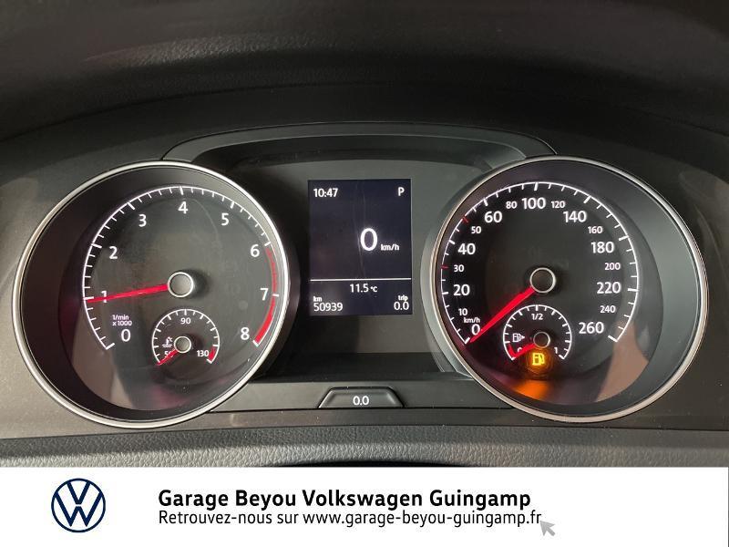 Photo 9 de l'offre de VOLKSWAGEN Golf 1.0 TSI 110ch BlueMotion Technology Confortline DSG7 5p à 17490€ chez Garage Beyou - Volkswagen Guingamp