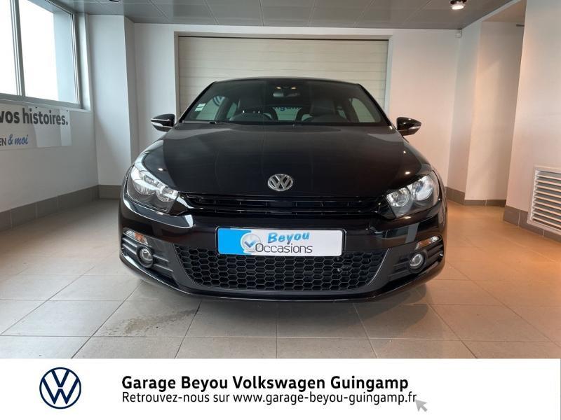 Photo 5 de l'offre de VOLKSWAGEN Scirocco 1.4 TSI 160ch à 10990€ chez Garage Beyou - Volkswagen Guingamp