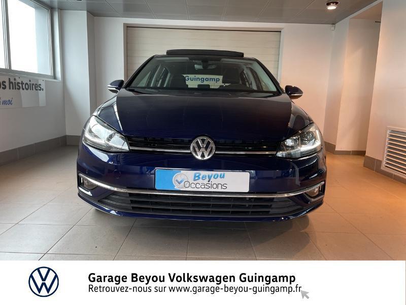 Photo 5 de l'offre de VOLKSWAGEN Golf 1.0 TSI 110ch BlueMotion Technology Confortline DSG7 5p à 17490€ chez Garage Beyou - Volkswagen Guingamp