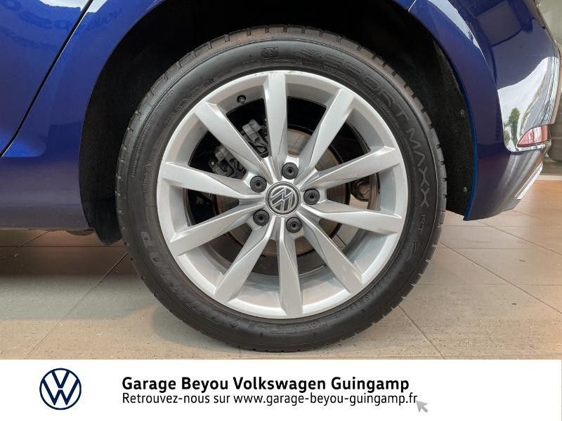 Photo 16 de l'offre de VOLKSWAGEN Golf 1.0 TSI 110ch BlueMotion Technology Confortline DSG7 5p à 17490€ chez Garage Beyou - Volkswagen Guingamp