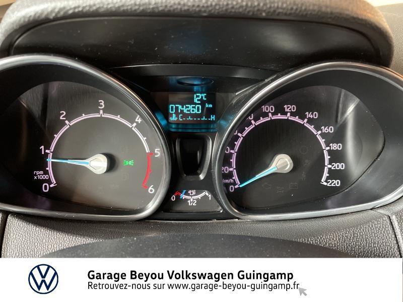 Photo 9 de l'offre de FORD EcoSport 1.5 TDCi 95ch FAP Titanium à 10990€ chez Garage Beyou - Volkswagen Guingamp