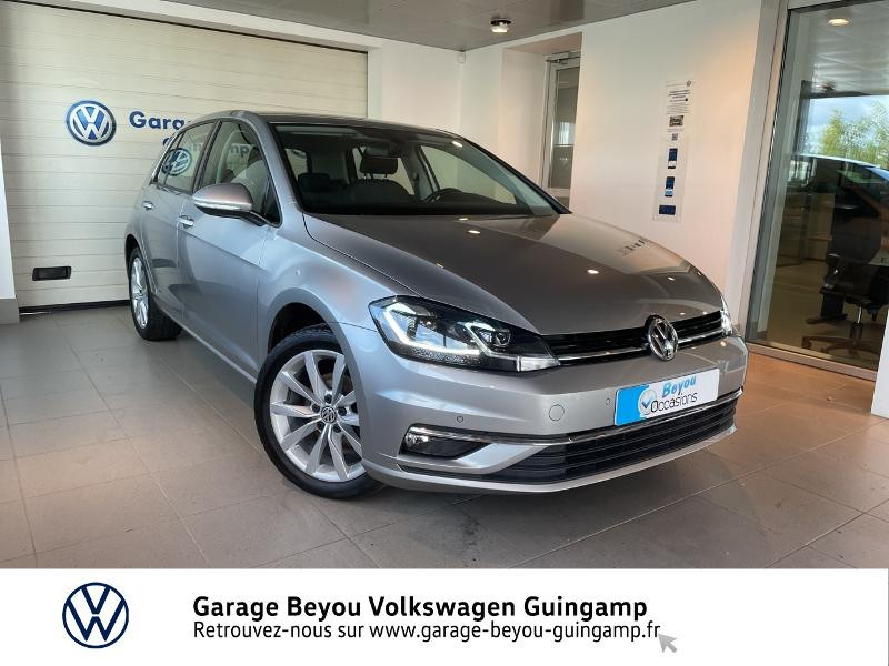 Volkswagen Golf 1.0 TSI 110ch BlueMotion Technology Confortline 5p Essence Gris Tungsten Occasion à vendre