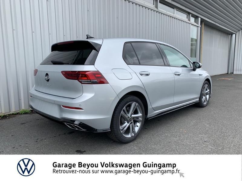Photo 4 de l'offre de VOLKSWAGEN Golf 1.5 TSI OPF 130ch R-Line BVM6 à 26990€ chez Garage Beyou - Volkswagen Guingamp