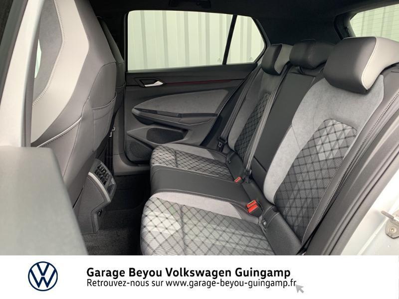 Photo 11 de l'offre de VOLKSWAGEN Golf 1.5 TSI OPF 130ch R-Line BVM6 à 26990€ chez Garage Beyou - Volkswagen Guingamp