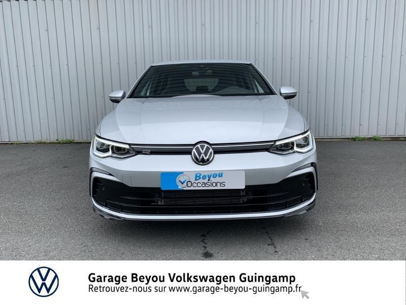 Photo 5 de l'offre de VOLKSWAGEN Golf 1.5 TSI OPF 130ch R-Line BVM6 à 26990€ chez Garage Beyou - Volkswagen Guingamp