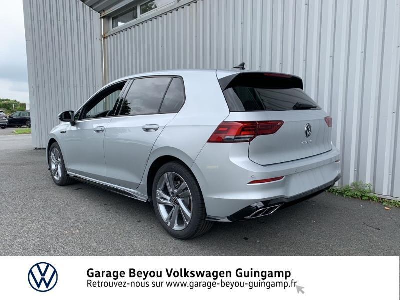 Photo 3 de l'offre de VOLKSWAGEN Golf 1.5 TSI OPF 130ch R-Line BVM6 à 26990€ chez Garage Beyou - Volkswagen Guingamp