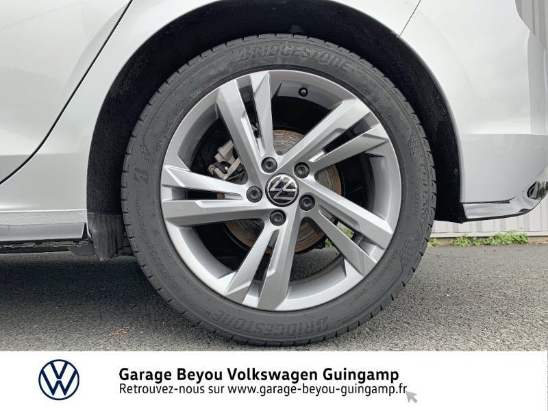 Photo 14 de l'offre de VOLKSWAGEN Golf 1.5 TSI OPF 130ch R-Line BVM6 à 26990€ chez Garage Beyou - Volkswagen Guingamp