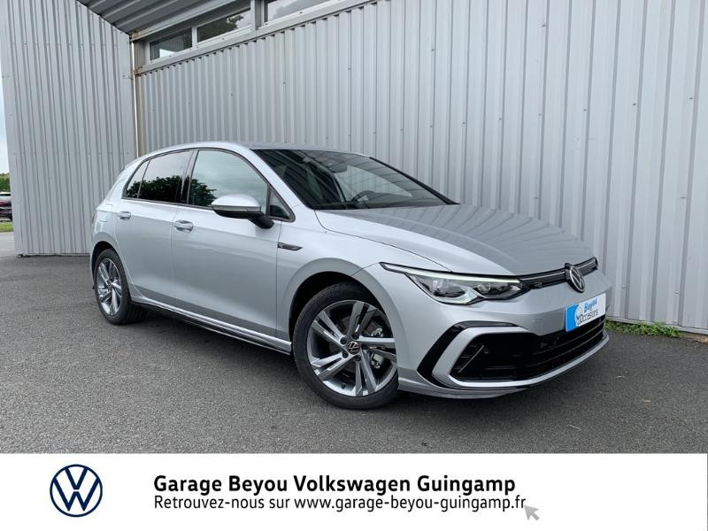 Photo 1 de l'offre de VOLKSWAGEN Golf 1.5 TSI OPF 130ch R-Line BVM6 à 26990€ chez Garage Beyou - Volkswagen Guingamp