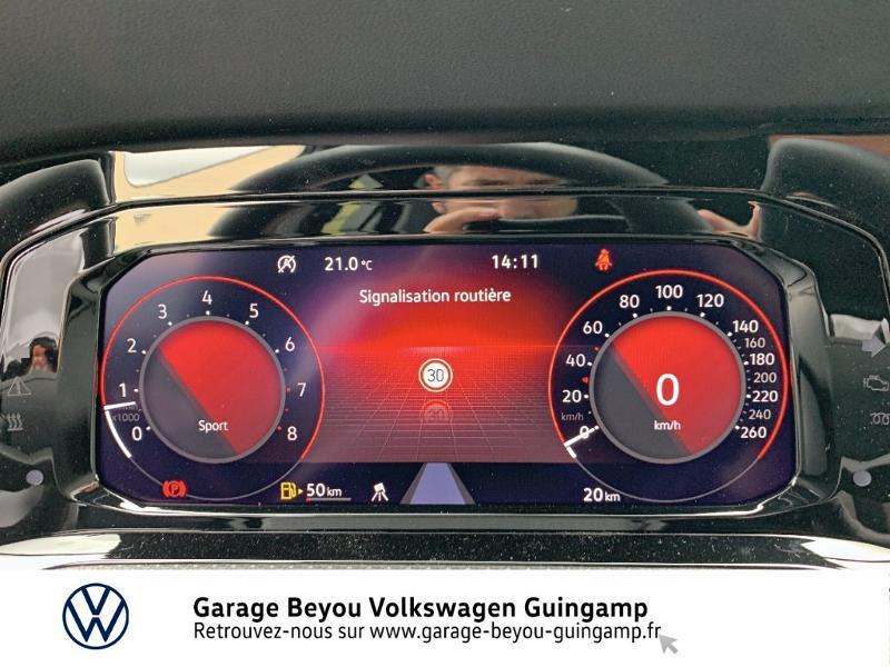 Photo 9 de l'offre de VOLKSWAGEN Golf 1.5 TSI OPF 130ch R-Line BVM6 à 26990€ chez Garage Beyou - Volkswagen Guingamp