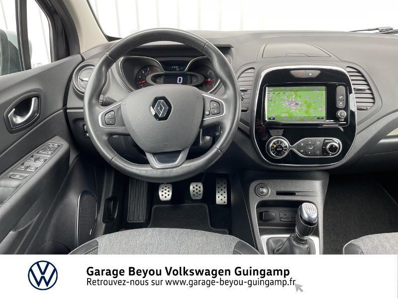 Photo 7 de l'offre de RENAULT Captur 1.5 dCi 110ch energy Intens à 13990€ chez Garage Beyou - Volkswagen Guingamp