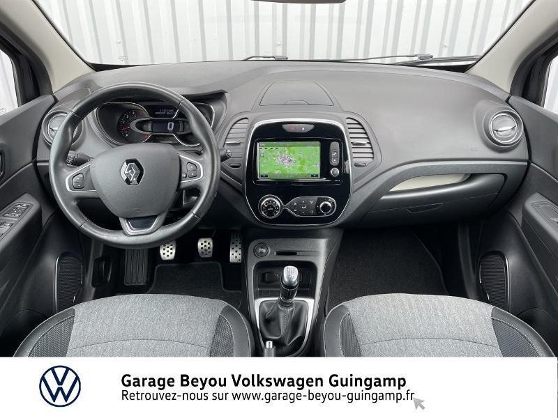 Photo 6 de l'offre de RENAULT Captur 1.5 dCi 110ch energy Intens à 13990€ chez Garage Beyou - Volkswagen Guingamp