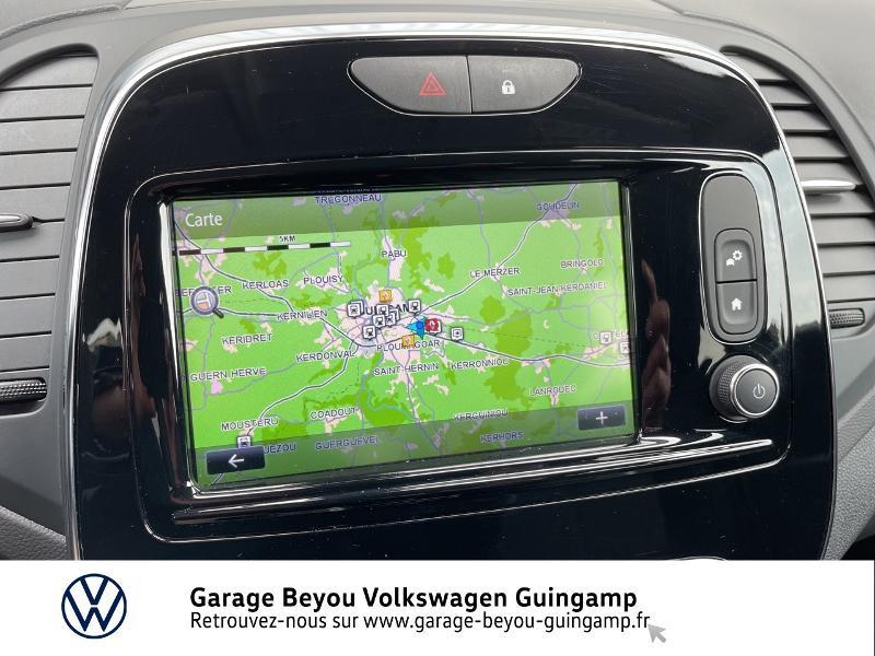 Photo 8 de l'offre de RENAULT Captur 1.5 dCi 110ch energy Intens à 13990€ chez Garage Beyou - Volkswagen Guingamp