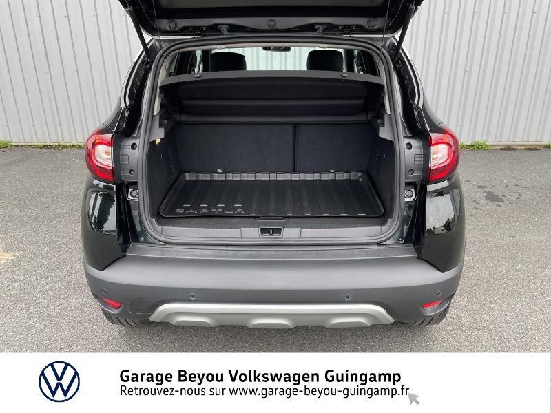 Photo 12 de l'offre de RENAULT Captur 1.5 dCi 110ch energy Intens à 13990€ chez Garage Beyou - Volkswagen Guingamp