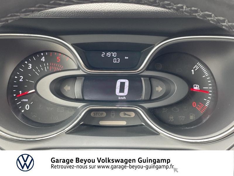 Photo 9 de l'offre de RENAULT Captur 1.5 dCi 110ch energy Intens à 13990€ chez Garage Beyou - Volkswagen Guingamp
