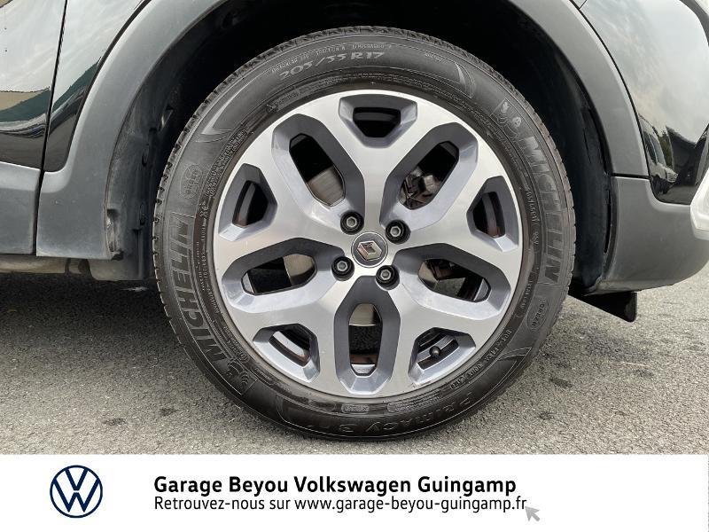 Photo 15 de l'offre de RENAULT Captur 1.5 dCi 110ch energy Intens à 13990€ chez Garage Beyou - Volkswagen Guingamp
