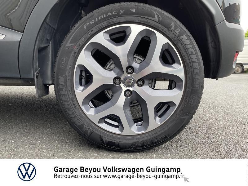 Photo 14 de l'offre de RENAULT Captur 1.5 dCi 110ch energy Intens à 13990€ chez Garage Beyou - Volkswagen Guingamp