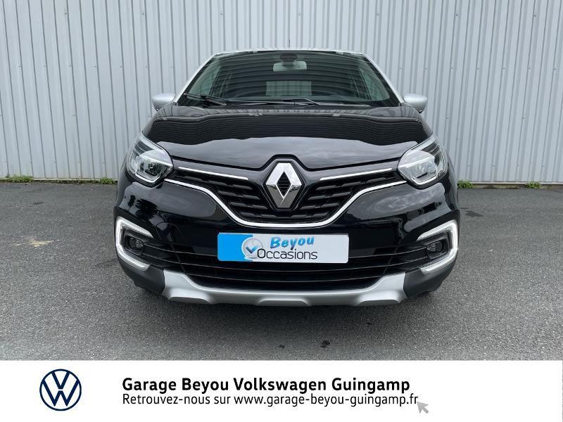Photo 5 de l'offre de RENAULT Captur 1.5 dCi 110ch energy Intens à 13990€ chez Garage Beyou - Volkswagen Guingamp