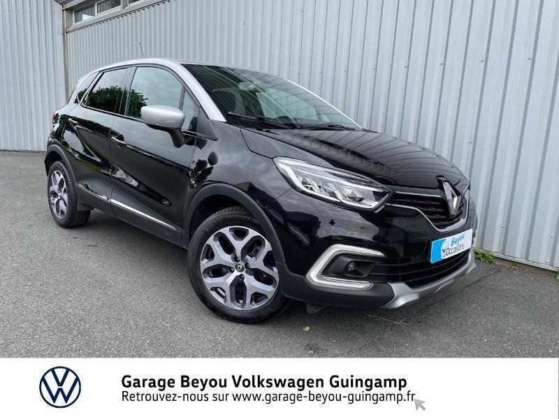 Renault Captur 1.5 dCi 110ch energy Intens Diesel Noir toit Gris Occasion à vendre