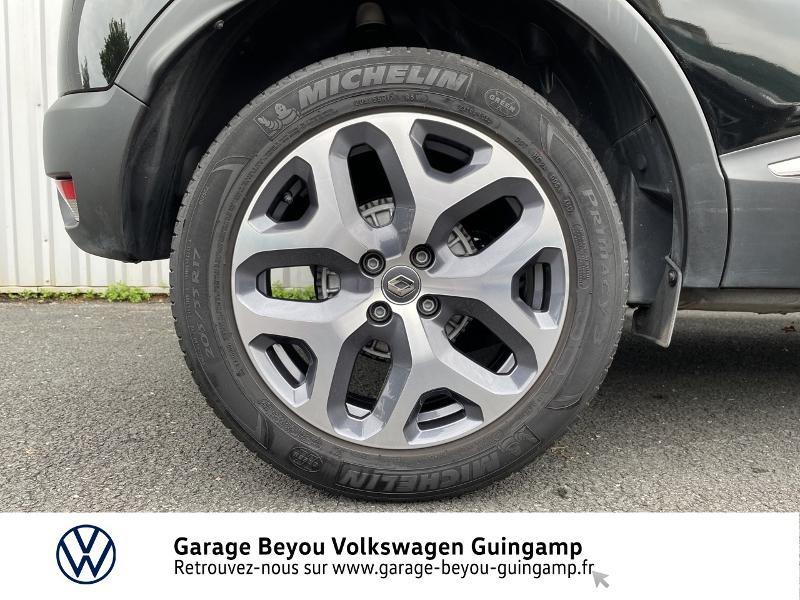 Photo 16 de l'offre de RENAULT Captur 1.5 dCi 110ch energy Intens à 13990€ chez Garage Beyou - Volkswagen Guingamp
