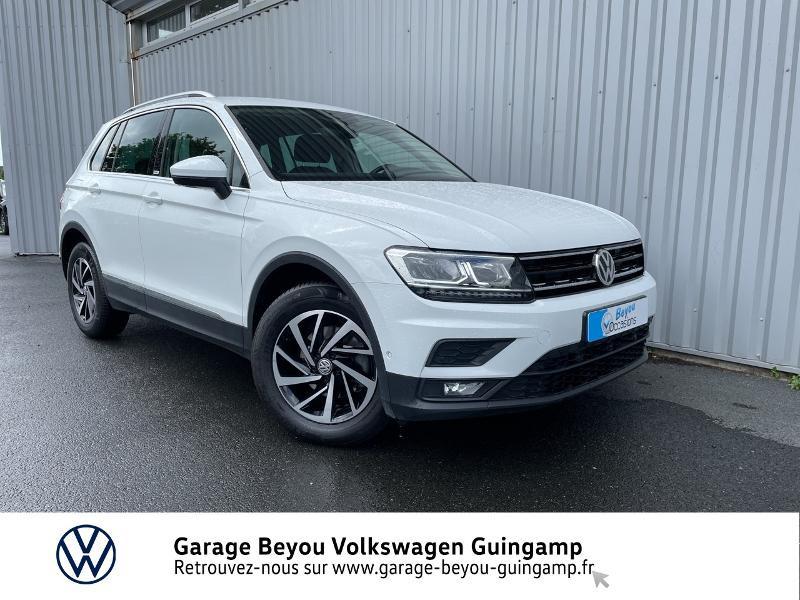 Volkswagen Tiguan 1.5 TSI EVO 150ch Connect Euro6d-T Essence BLANC PUR Occasion à vendre