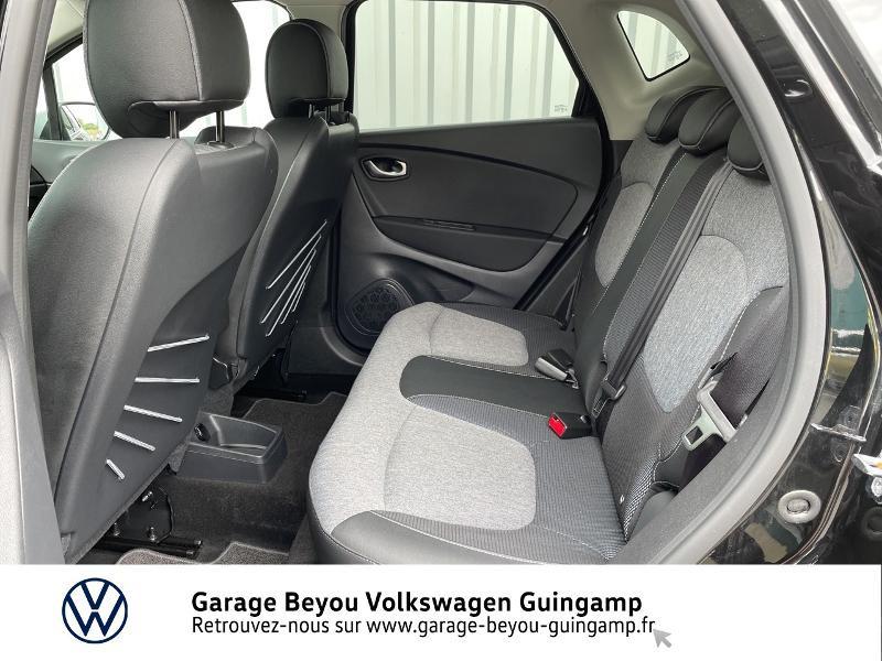 Photo 11 de l'offre de RENAULT Captur 1.5 dCi 110ch energy Intens à 13990€ chez Garage Beyou - Volkswagen Guingamp