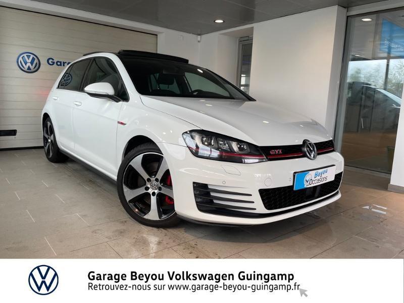 Volkswagen Golf 2.0 TSI 230ch BlueMotion Technology GTI Performance DSG6 5p Essence BLANC PUR Occasion à vendre