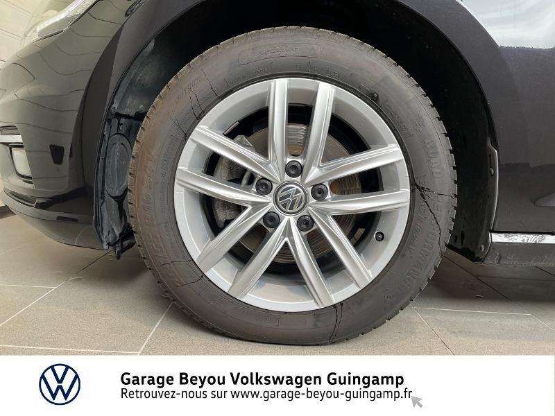 Photo 15 de l'offre de VOLKSWAGEN Golf 2.0 TDI 150ch FAP Carat DSG7 5p à 22990€ chez Garage Beyou - Volkswagen Guingamp