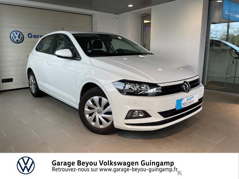 Photo 1 de l'offre de VOLKSWAGEN Polo 1.6 TDI 80ch Trendline Business Euro6d-T à 15990€ chez Garage Beyou - Volkswagen Guingamp