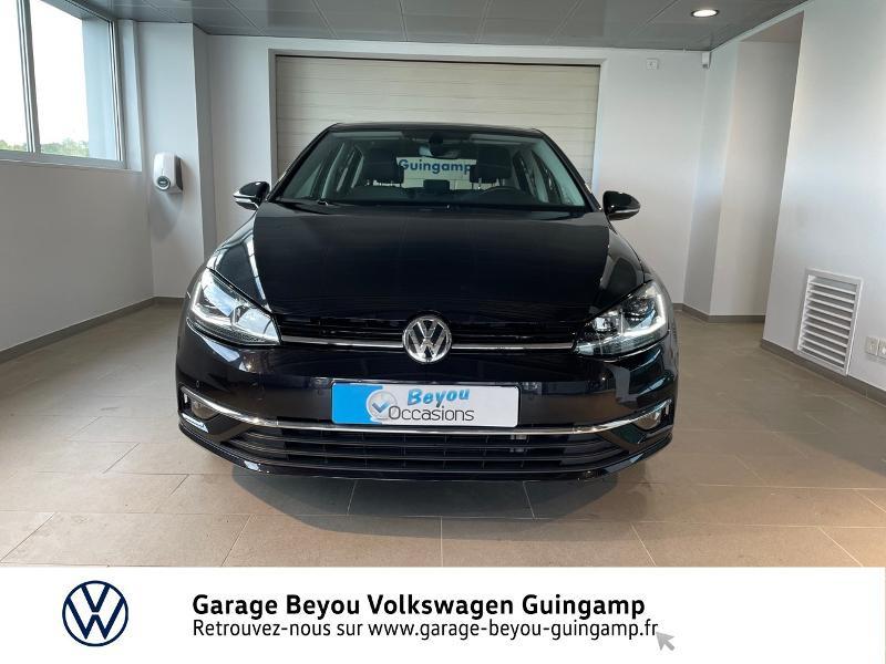 Photo 5 de l'offre de VOLKSWAGEN Golf 2.0 TDI 150ch FAP Carat DSG7 5p à 22990€ chez Garage Beyou - Volkswagen Guingamp