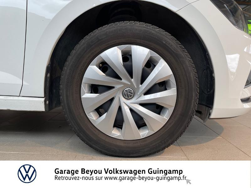 Photo 13 de l'offre de VOLKSWAGEN Polo 1.6 TDI 80ch Trendline Business Euro6d-T à 15990€ chez Garage Beyou - Volkswagen Guingamp