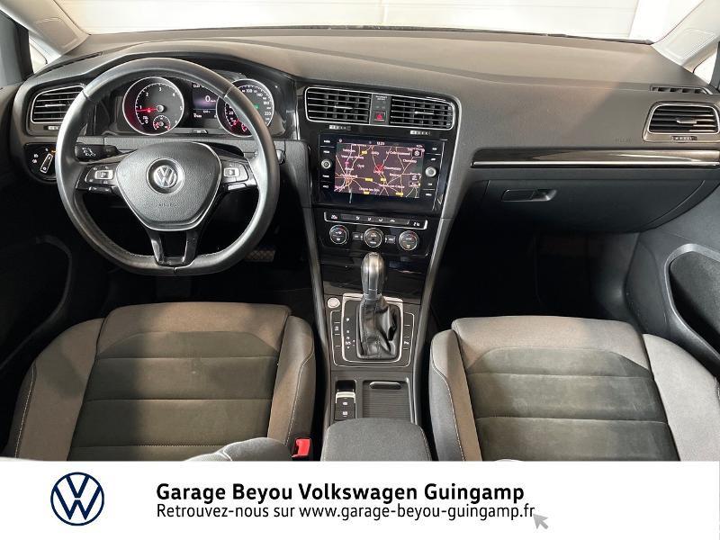 Photo 6 de l'offre de VOLKSWAGEN Golf 2.0 TDI 150ch FAP Carat DSG7 5p à 22990€ chez Garage Beyou - Volkswagen Guingamp