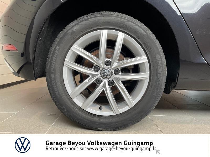 Photo 14 de l'offre de VOLKSWAGEN Golf 2.0 TDI 150ch FAP Carat DSG7 5p à 22990€ chez Garage Beyou - Volkswagen Guingamp